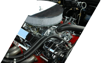 classic v8 engine build chrome rgs motorsport